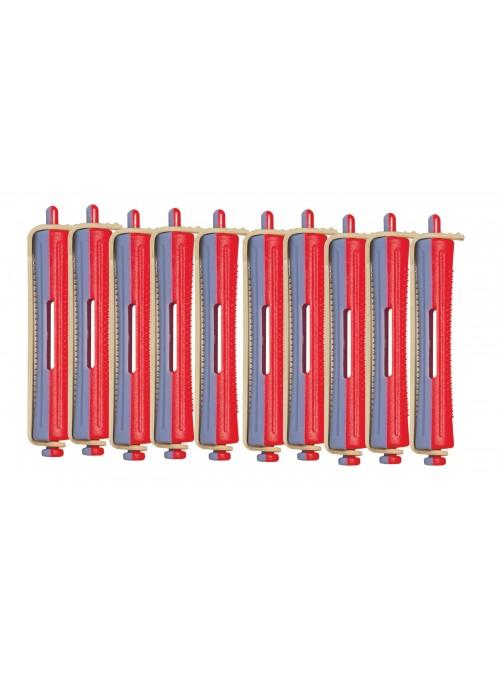KOSMETYCZKA owalna do torebki REED 7636 CANDY RED